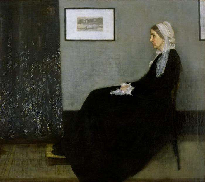 10 интересных фактов о картине «Мать Уистлера» 2