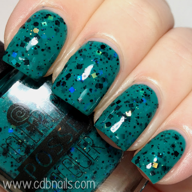 Lollipop Posse Lacquer-The Threshold of Greatness, Girl