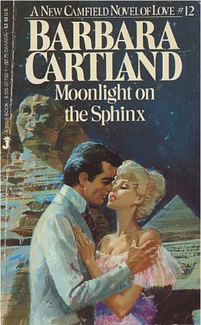 El enigma de La esfinge – Barbara Cartland