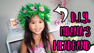 diy moana accessories