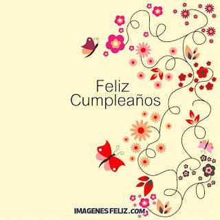 Feliz Cumpleaños Mujer