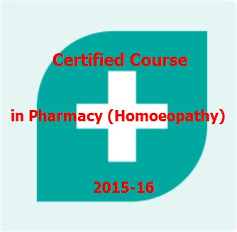 Certificate Course Pharmacy