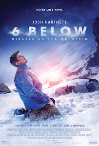 6 Below: Miracle on the Mountain Poster