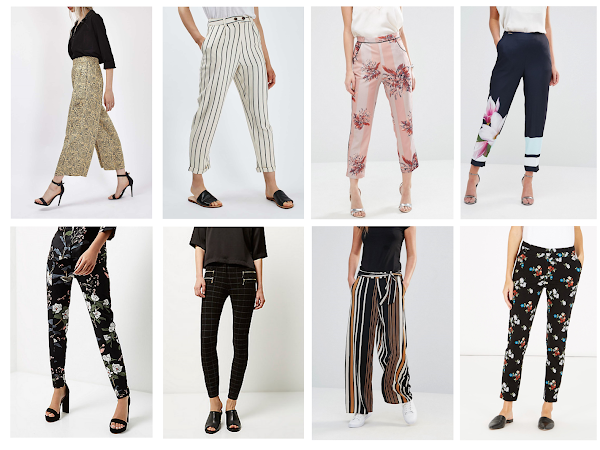 Wishlist | Printed Trousers