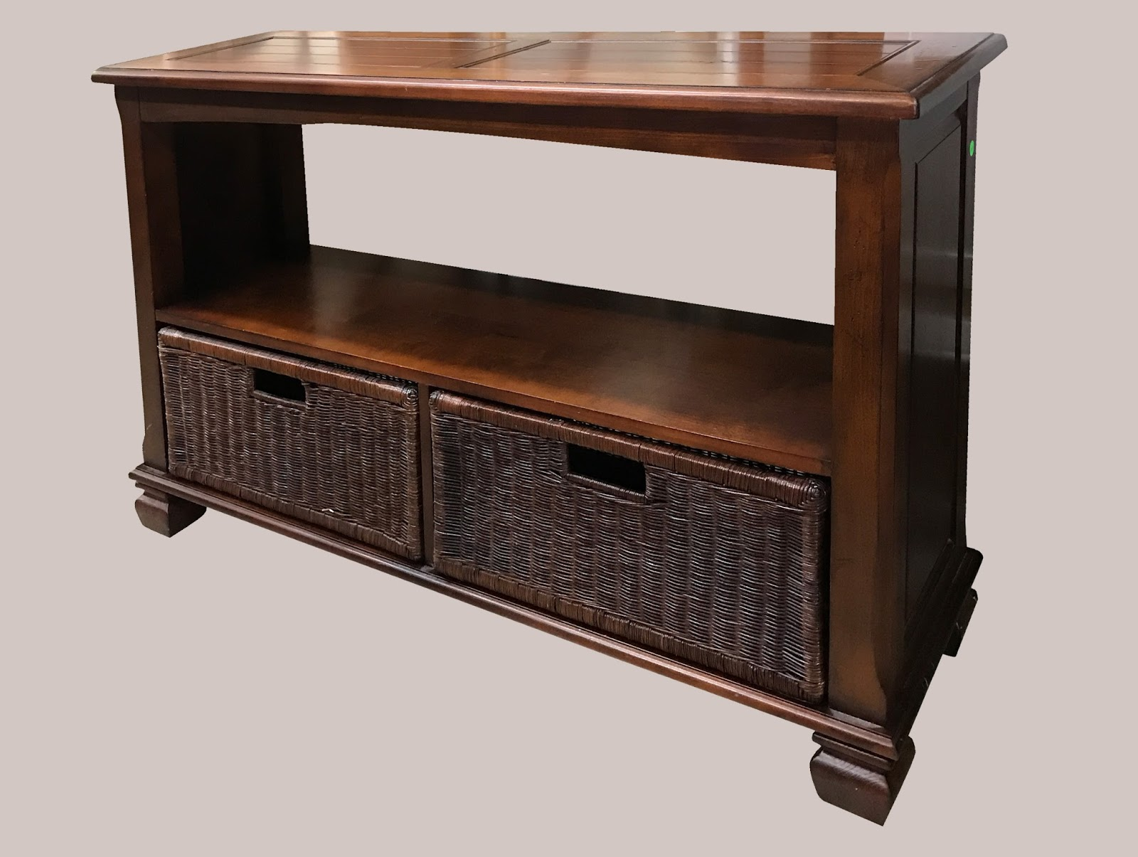 Sofa Table Storage Baskets Buy Set Online Uhuru Furniture And Collectibles With Basket