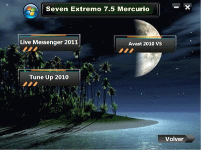 Windows 7 Extremo SP1 HD X17.0 Full 32 Bits ISO Ingles