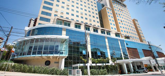 Onde se hospedar em Campinas-SP? Vitoria Hotel Concept Campinas