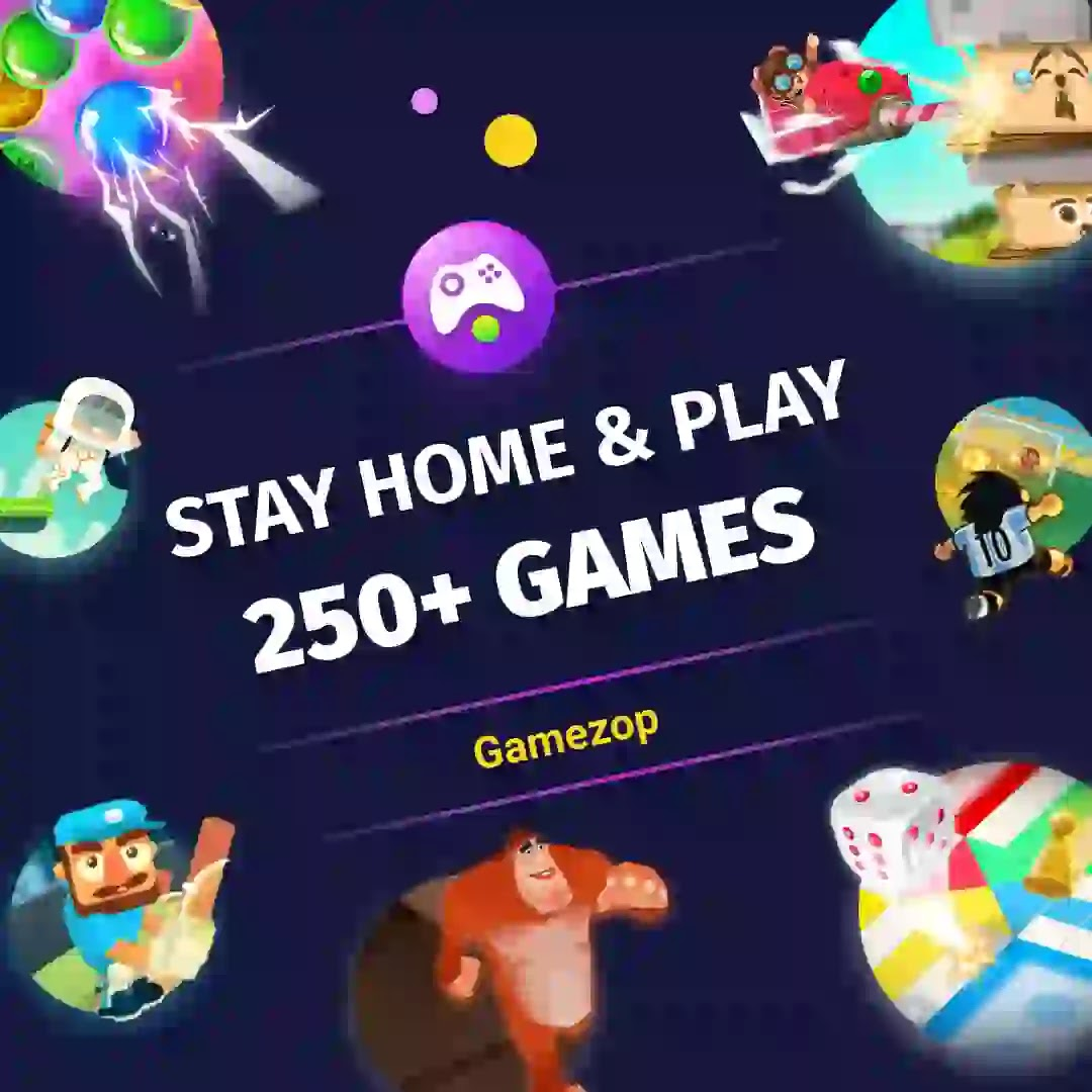 Play 250+ Games Now!