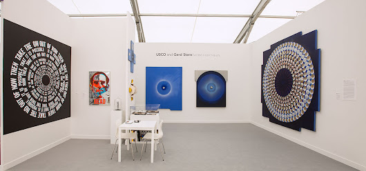 Carl Solway Gallery at Frieze New York