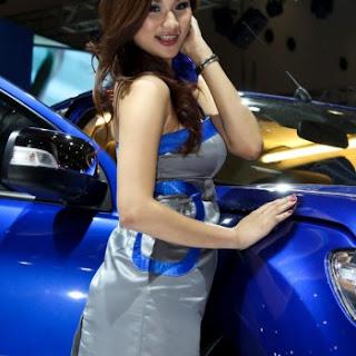 Kriteria dan Gaji SPG IIMS Indonesia Motor Show 2016