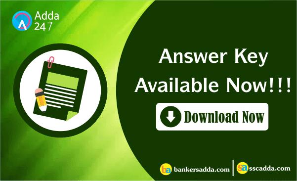 rpf-si-answer-key