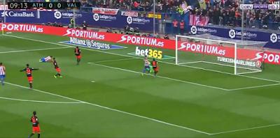 اهداف مباراة اتليتكو مدريد وفالنسيا 3-0 الاحد 05-03-2017 الدوري الاسباني