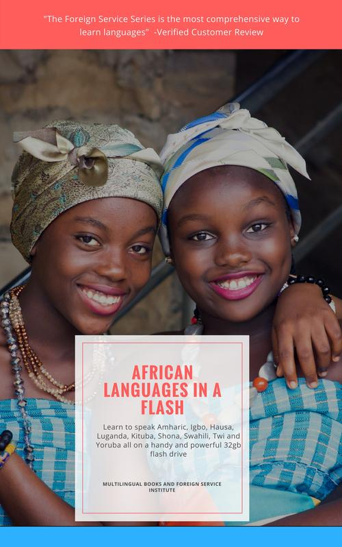 African Language In a Flash