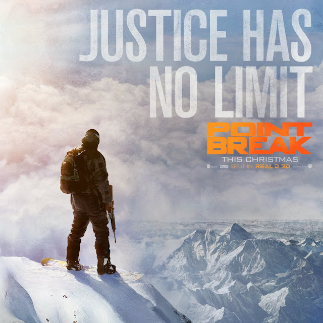Point Break 2015: Justiţia nu are limite