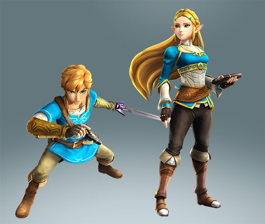 Hyrule Blog The Zelda Blog Hyrule Warriors Definitive Edition Sheikah Slate Weapon