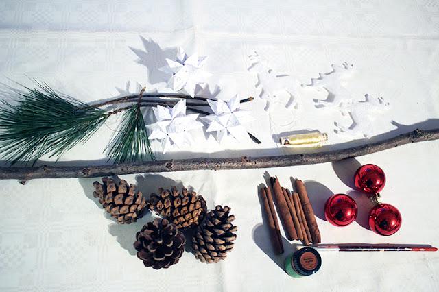 Zubehör Weihnachtsdeko