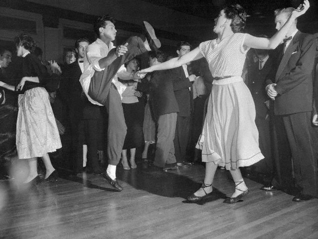 Dividing Vintage Moments Hooked On Swing Dancing