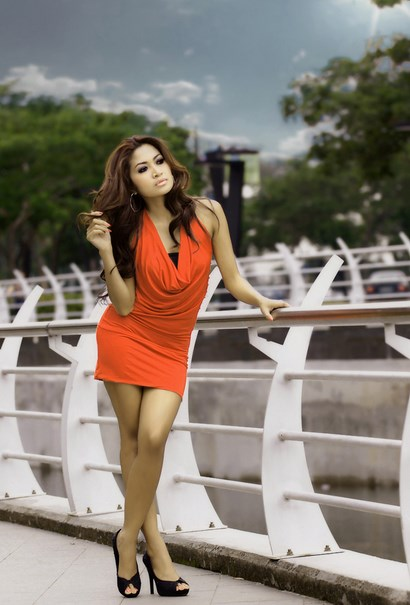 Foto Model Cewek Igo Artike Maharani Baju Tidur Indonesia Tercantik  belahan dada