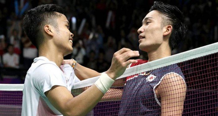 Denmark Open 2018 Super 750 Tunggal Putra