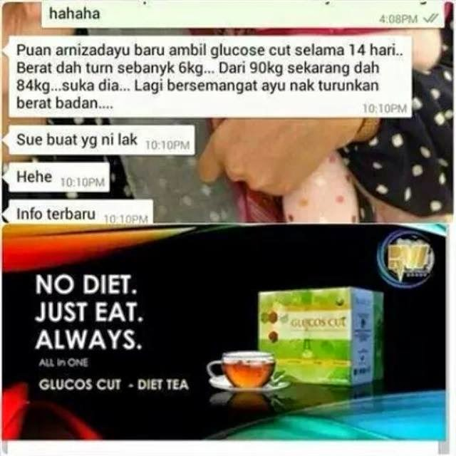 8 Tips Kurangkan Berat Badan 3 – 5KG Dalam Masa 7 Hari