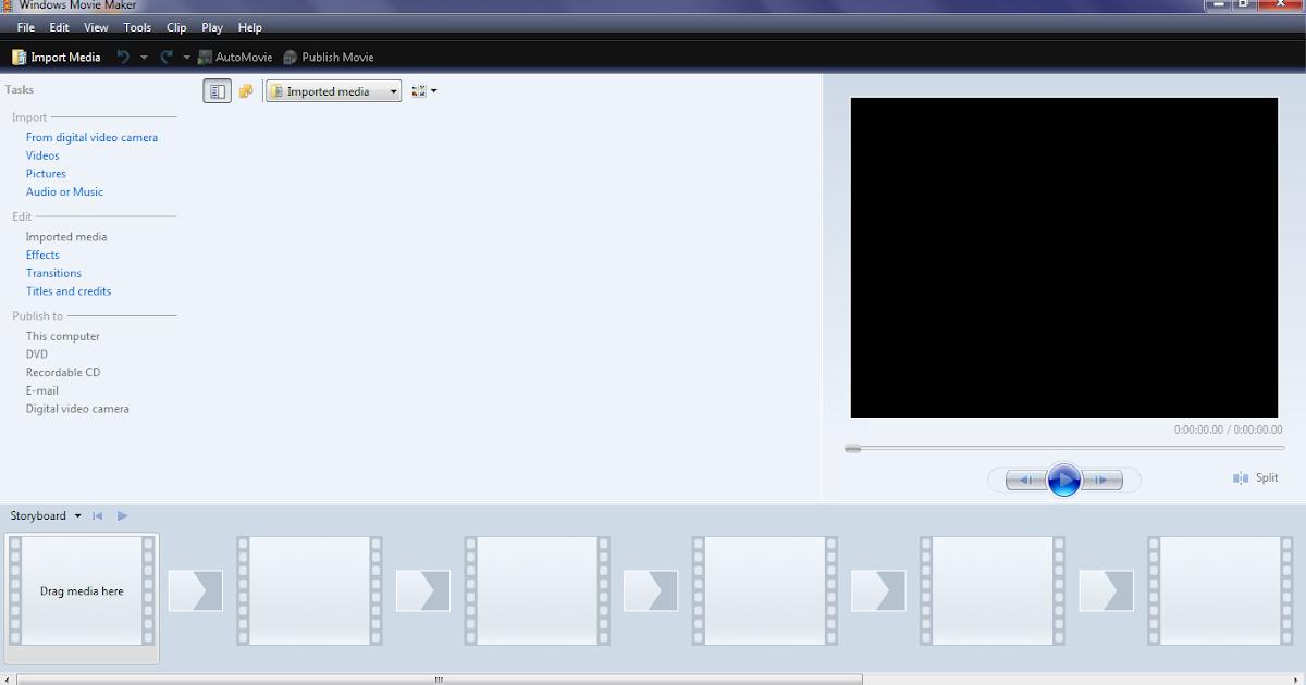live windows movie maker