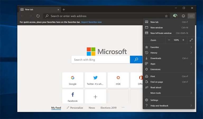 Cara Mengunduh Microsoft Edge Chromium Pada Windows 10