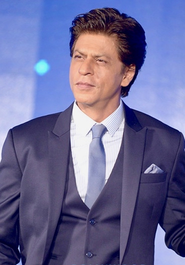 Shah Rukh Khan, Karan Arjun is a cheery Bollywood