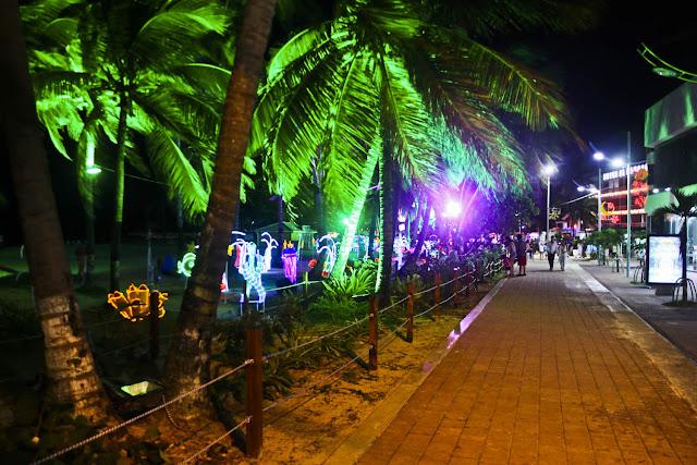 O que fazer a noite em San Andrés