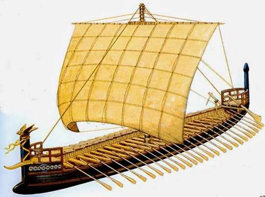 Το Μυκηναϊκό ναυτικό