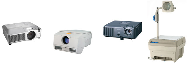 Projector types