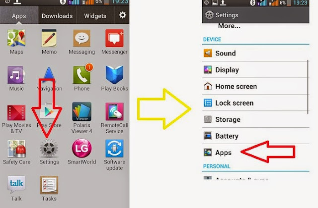 how to Bypass/hack App Lock application in Android device without password update 2015