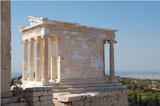 Templo de Atena Nike, Atenas