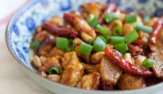Recipes Kung Pao Chicken