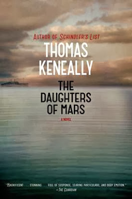 The Daughters of Mars by Thomas Keneally - book cover