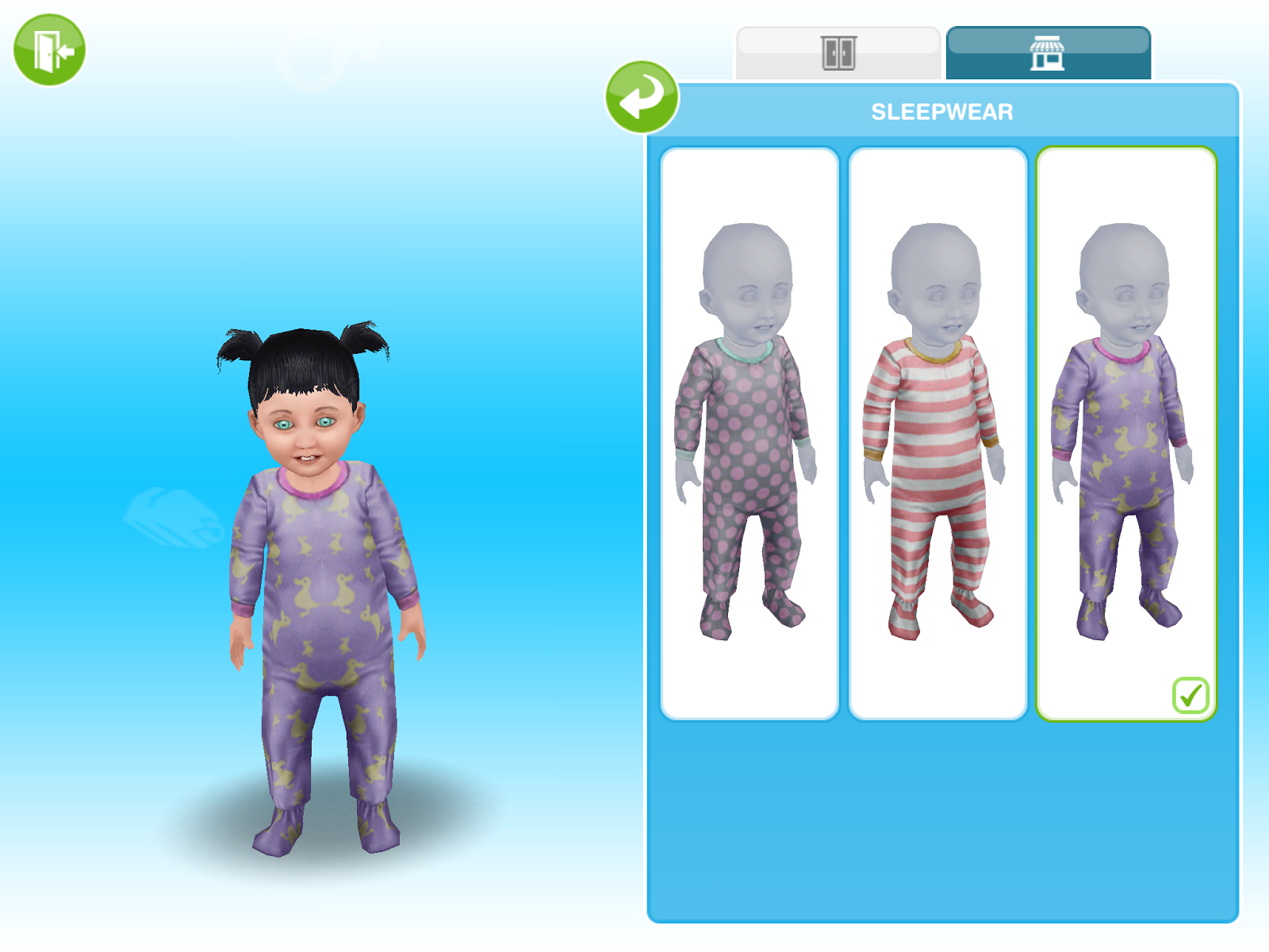 Missy39s Sims And Stuff The Sims Freeplay Sleepwear Event Guide