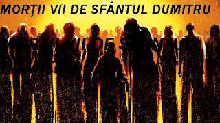 Stafii, strigoi sau zombie de Sfântul Dumitru