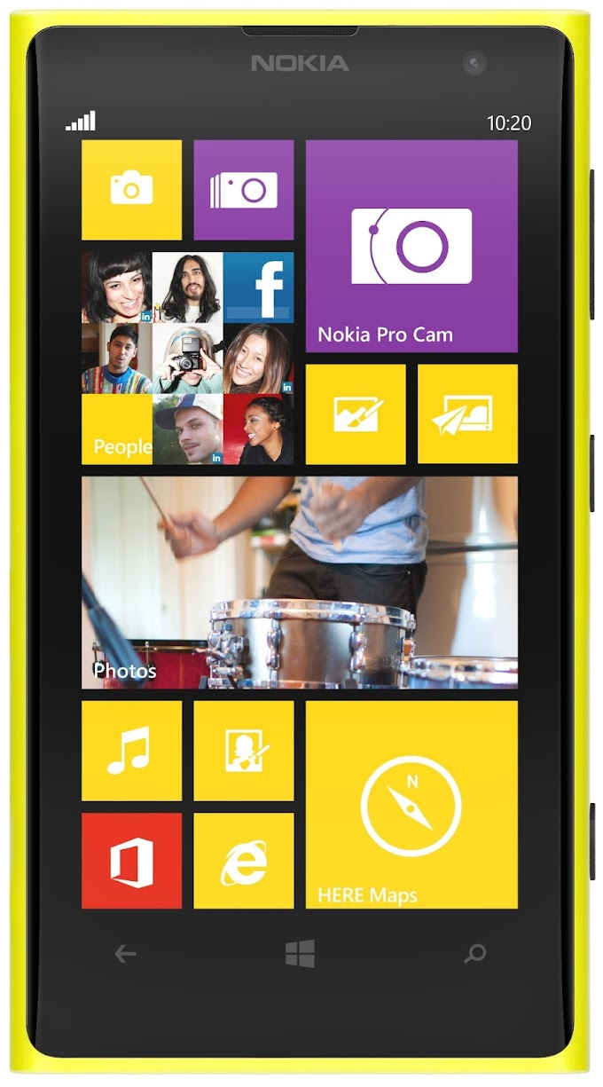 Nokia Lumia 1020 - Video Review