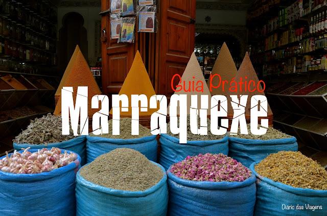 O que visitar em Marraquexe - Marrakech, Marrocos