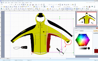 Design Your Gore Tex Jacket