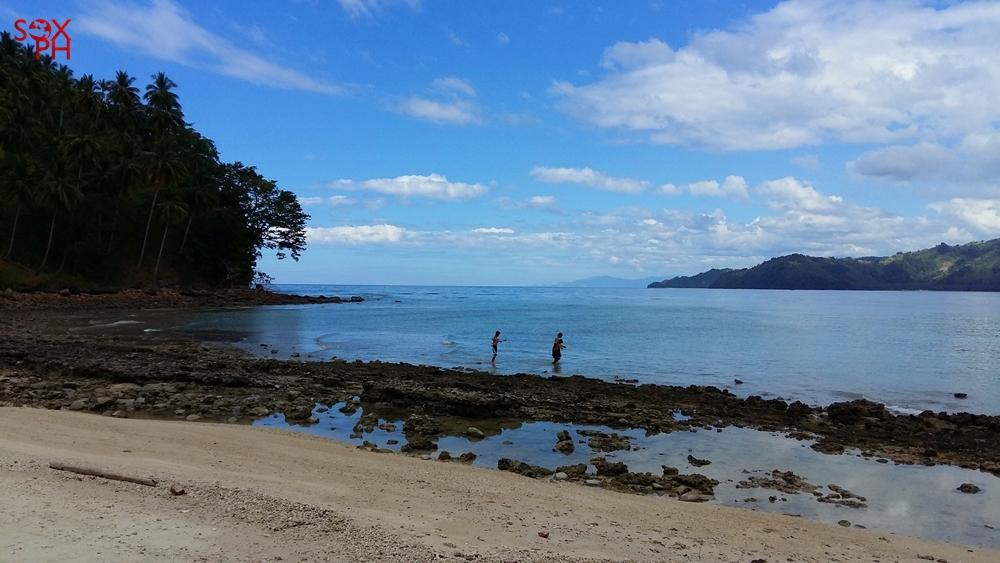 At Balot Island in Kalamansig