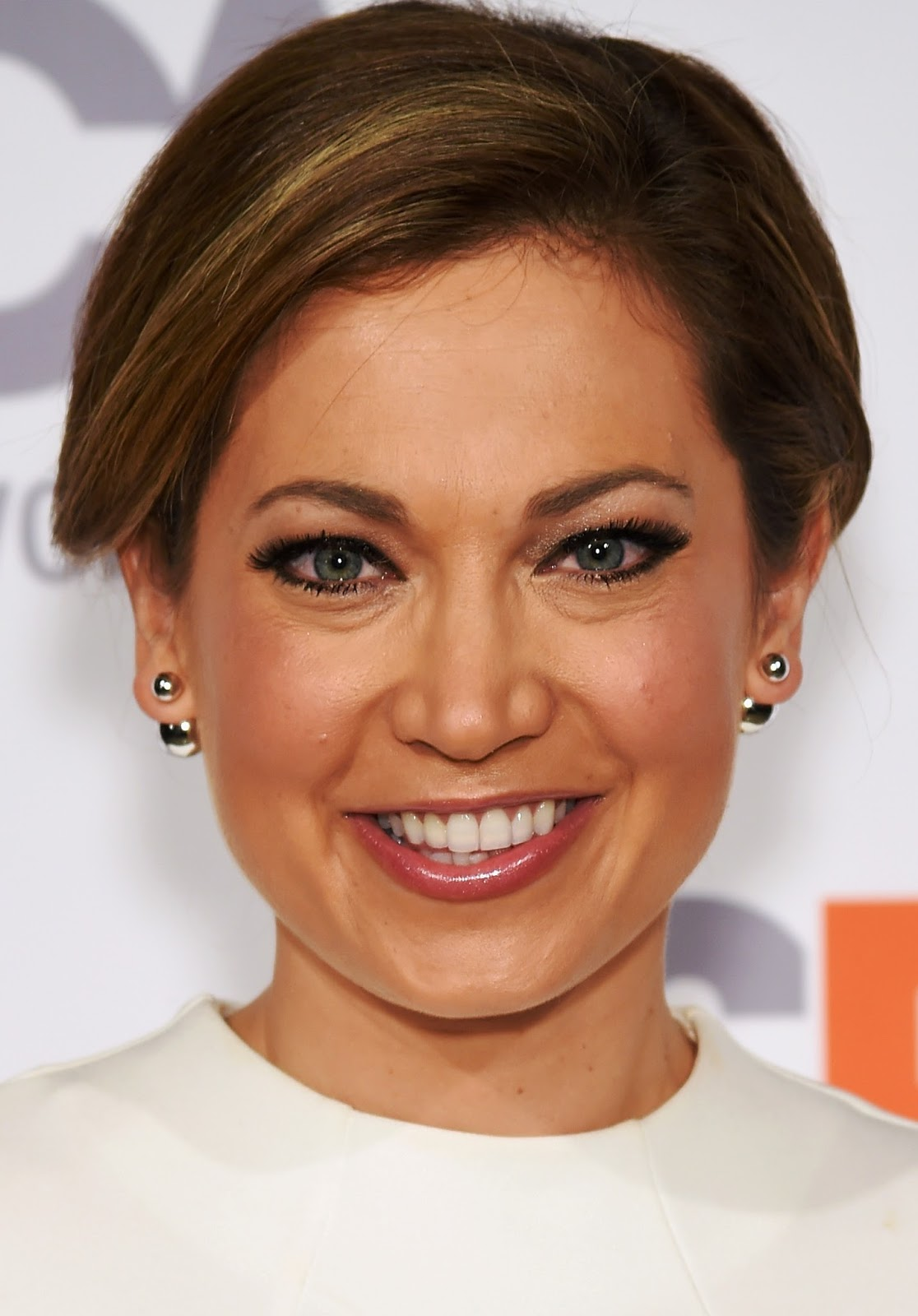 Photo For Celebrity Ginger Zee