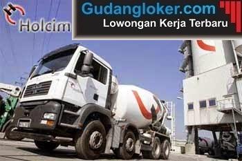 Lowongan Kerja Terbaru Holcim Indonesia
