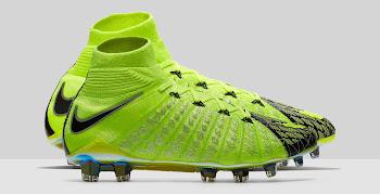 150cd5693 Release Tomorrow  First Look at the Nike Kids Hypervenom Phantom III EA  Sports Boots