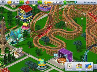 RollerCoaster Tycoon® 4 Mobile v1.12.0 Mod