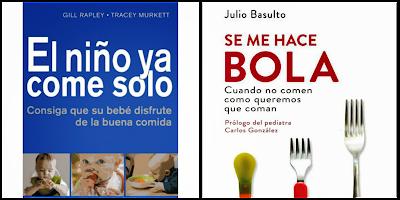 Libros alimentación infantil