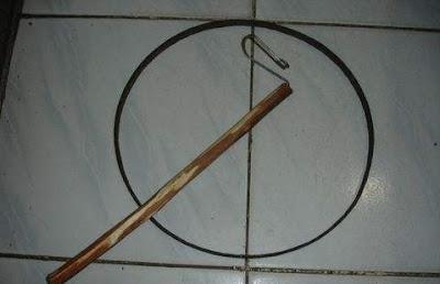 Make Rolling Hoop