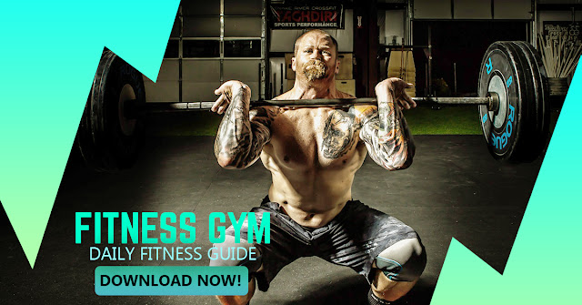 Download Free PSD Fitness Guide Facebook Post Banner Design