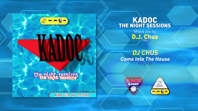 ... do cd Kadoc The Night Sessions