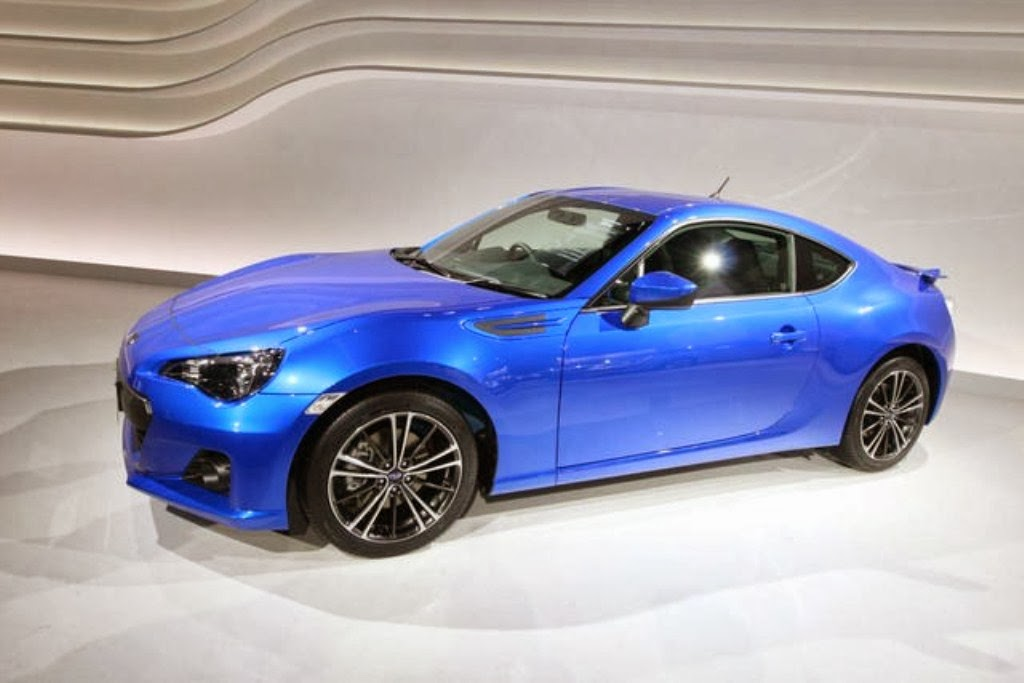 2014 Subaru BRZ Roadster - Best Prices Globe In The World