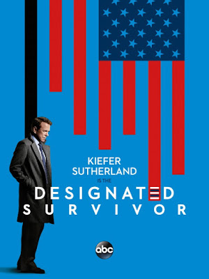 designated survivor serial recenzja kiefer sutherland